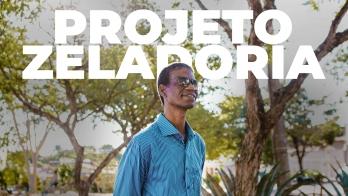 Agradecimentos do Pastor Osmarino ao Projeto Zeladoria