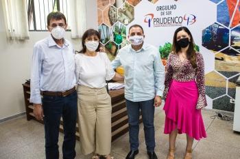 Diretoria da PRUDENCO demonstra humanização com trabalhadores atendendo uma reivindicação antiga